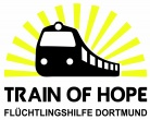 Logo der Initiative: Train of Hope Dortmund e.V.
