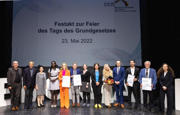 Start - BfDT Bündnis für Demokratie und Toleranz