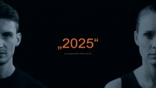 "Logo der Initiative: ""2025"""