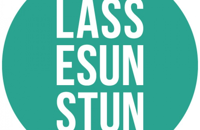 Logo der Initiative: lassesunstun e.V.
