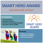 Smart Hero Award - wichtigste Fakten (Bild: Smart Hero Award)