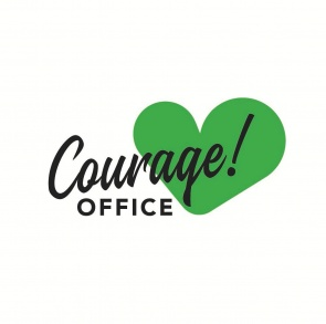 Logo Courage office