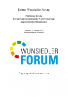 Dokumentation Wunsiedler Forum