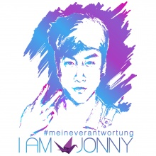 Logo der Initiative: I Am Jonny e.V.