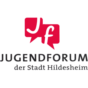 Logo der Initiative: Jugendforum der Stadt Hildesheim