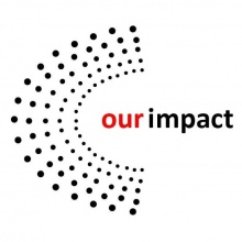 Logo der Initiative: Our Impact